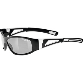 UVEX Sportstyle 509 Glasses Kids, black/silver